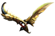 MHGU-Dual Blades Render 007