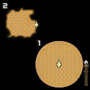 MH4U-Great Desert Map
