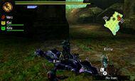 MH4U-Oroshi Kirin Screenshot 005