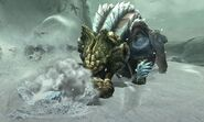 MHGU-Elderfrost Gammoth Screenshot 001