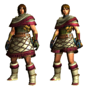 MHGU-Loc Lac Armor (Both) Render