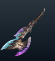 MH4U-Relic Switch Axe 007 Render 005