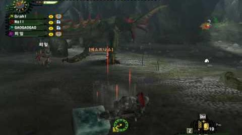 Monster Hunter Frontier Online - HR31 Espinas
