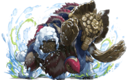 Puzzle and Dragons Gammoth