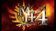 Battle Zinogre 【ジンオウガ戦闘】 Monster Hunter 4 Soundtrack rip MHP3