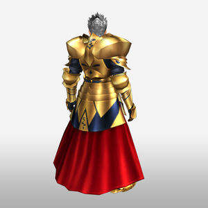 FrontierGen-Hero King Armor 014 (Male) (Both) (Back) Render