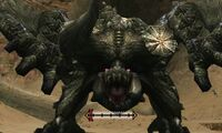 MH4U-Black Diablos Horns Break 002