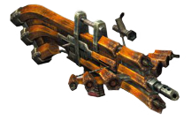 MH4-Light Bowgun Render 023