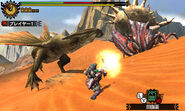 MH4U-Cephadrome and Daimyo Hermitaur Screenshot 001