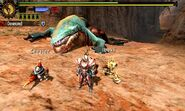 MH4U-Tigerstripe Zamtrios Screenshot 026