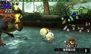 MHGen-Nyanta and Gargwa Screenshot 001