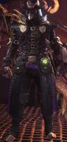 Girros α Armor (MHW)