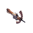 MHW-Light Bowgun Render 025