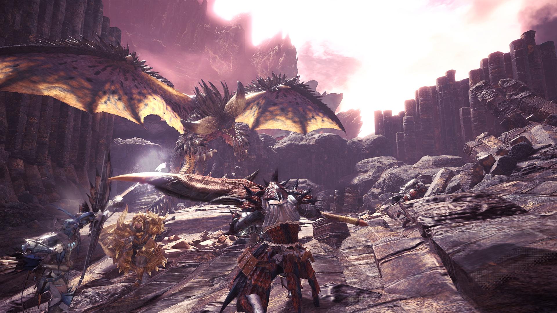 Nergigante Photo Gallery Monster Hunter Wiki Fandom