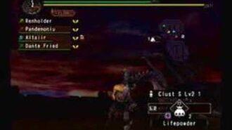 Monster Hunter Fatalis