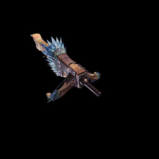 MHW-Heavy Bowgun Render 020