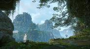 MHO-Firefly Mountain Stream Screenshot 001