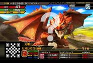 MHSP-Rathalos Juvenile Monster Card 001