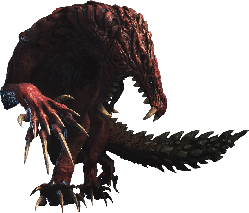 Odogaron Monster Hunter Wiki Fandom