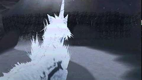 Monster Hunter Freedom Unite - A Phantom Appears (Kirin intro)