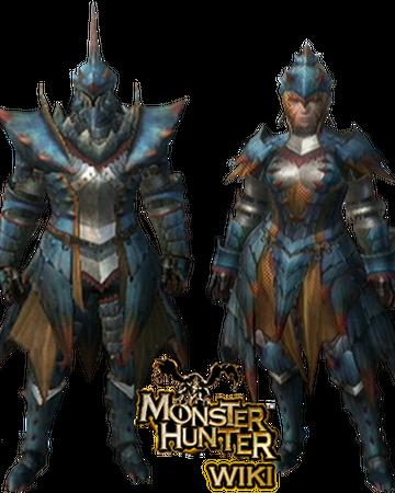 Lagiacrus Armor Blade Monster Hunter Wiki Fandom