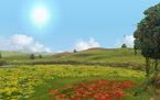 MHFGG-Flower Field Screenshot 001