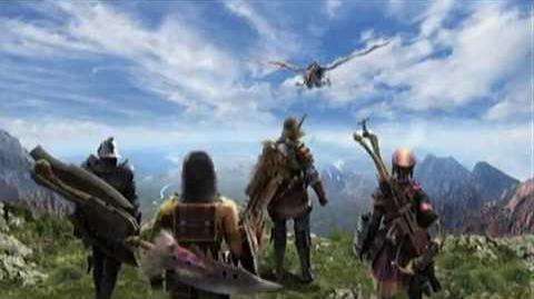 Monster Hunter 3 (Tri) - Opening