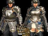 Chain Armor (Both) (MHFU)