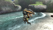 MHP3-Arzuros Screenshot 002