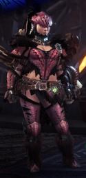 MHWI-AnjaA+ArmorSetF