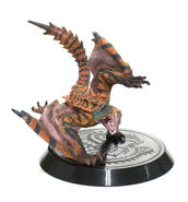 Capcom Figure Builder Volume 7 Frenzied Tigrex