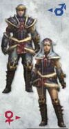 Low-Rank Arzuros Armor