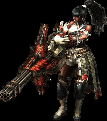 MH4-Ace Gunner Render 001
