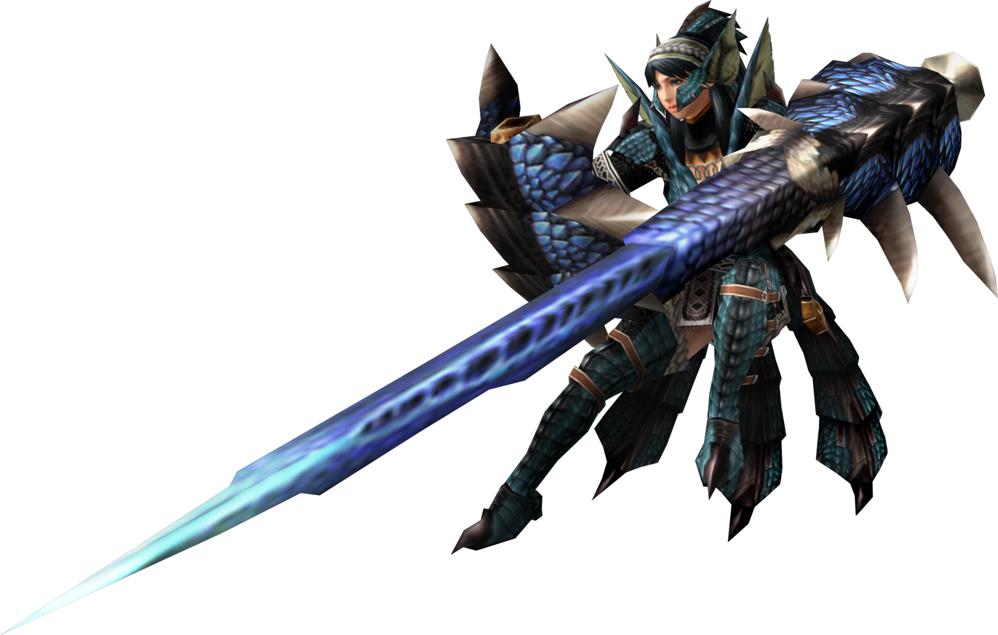 Azure Rathalos Equipment | Monster Hunter Wiki | FANDOM ...