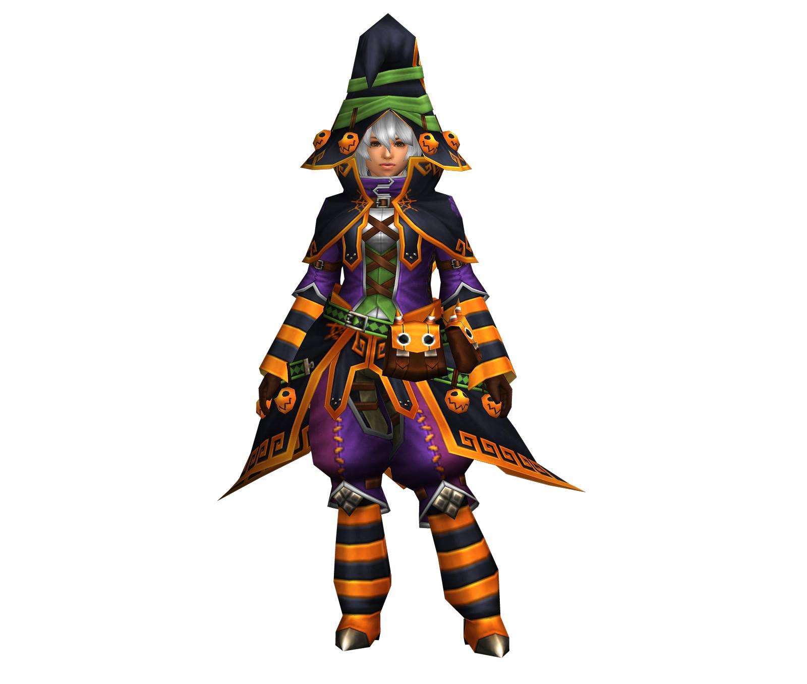 frontiergen halloween armor set render 001jpg