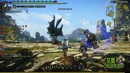 MHO-Azure Rathalos Screenshot 014