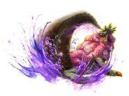MHSP-Purple Ludroth Render 001