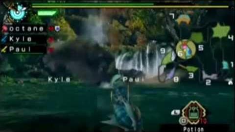 (Stream) Monster Hunter Portable 3rd - Doboruberuku's Glitch Dance