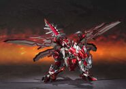 Chogokin-Monster Hunter G Class Henkei Rathalos 002