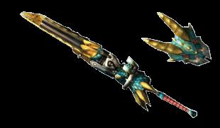 MH4-Gunlance Render 027