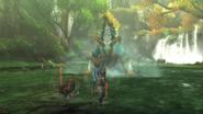 MHP3-Zinogre Screenshot 021