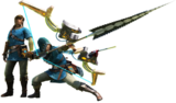 MHXX-Bow Equipment Render 002