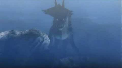 Monster Hunter 3 (Tri) - Levin Maelstrom (Lagiacrus intro)