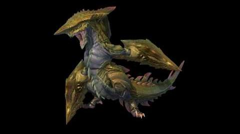 Monster Hunter Online - Disaster Wyvern (劫龙) Theme