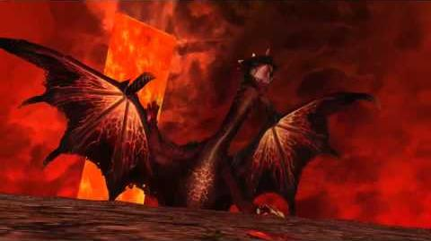 Kogath - Monster Hunter Frontier G Genuine - G Rank Crimson Fatalis ミラボレアス(紅龍) Intro