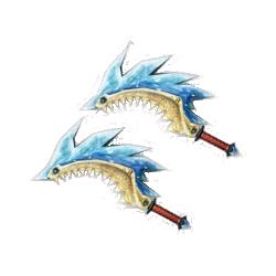 MH4-Dual Blades Render 016