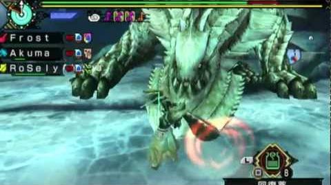 Monster Hunter Portable 3rd HD Ukanlos