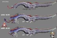 FrontierGen-Zenith Baruragaru Concept Art 001