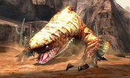 MH4U-Tigerstripe Zamtrios Screenshot 015