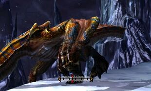 MH4U-Tigrex Left Wing Break 002